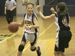 Grant County Middle School Lady Braves
