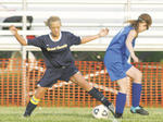 GCMS soccer teams honor eighth graders