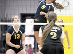 GCHS volleyball smashes tourney