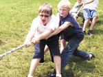 Sherman Elementary Track and Field Day