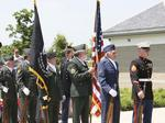 Kentucky Veterans Cemetery North dedicates Carillon and honors veterans