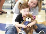 BUILD A BEAR - Dry Ridge Fire Department helps Shriner's Hospitals For Children