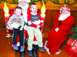GC Parks host holiday event