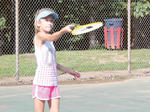 YOUTH TENNIS AT WEBB PARK