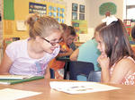Student teachers: WES fifth graders help kindergarteners cope with bullies