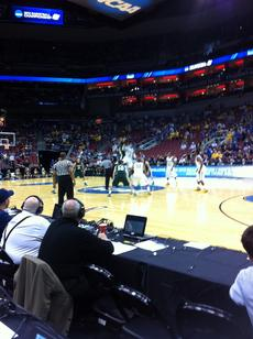 "<div class=""source"">Brian Melton</div><div class=""image-desc"">View from press row during the game.</div><div class=""buy-pic""></div>"