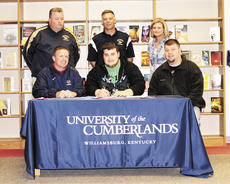 "<div class=""source"">Ryan Naus</div><div class=""image-desc"">Cory Beach will transition to the college game as he will play for the University of the Cumberlands next year.</div><div class=""buy-pic""><a href=""/photo_select/1115"">Buy this photo</a></div>"