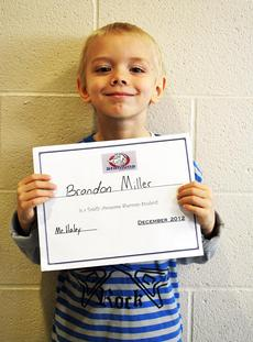 """<div class=""""source""""></div><div class=""""image-desc"""">SHERMAN ELEMENTARY NOVEMBER STUDENT OF THE MONTH - Brandon Miller. Photo by Camille McClanahan. </div><div class=""""buy-pic""""><a href=""""/photo_select/16566"""">Buy this photo</a></div>"""