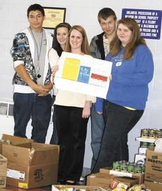 "<div class=""source"">Linda Lawrence</div><div class=""image-desc"">Above, Caring for Communities members pictured are (left to right) Malcolm Willoughby, Rachel White, English teacher and club sponsor, Stephanie Richards, Dustin Masaitis and Taylor Martin. Members not pictured are: Cory Hermens, Kendall Hopper, Brittany Brock, J.T. Perkins, Mikaela Magee, Toby Wallzs, Jessica Schneider, Abby Campbell and Emily Wienell.</div><div class=""buy-pic""><a href=""http://web2.lcni5.com/cgi-bin/c2newbuyphoto.cgi?pub=195&orig=Caring%2Bfor%2BCommunities.jpg"" target=""_new"">Buy this photo</a></div>"