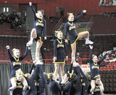 "<div class=""source"">Paul Gray</div><div class=""image-desc"">The Grant County varsity cheerleaders perform at the KAPOS state competition.</div><div class=""buy-pic""><a href=""http://web2.lcni5.com/cgi-bin/c2newbuyphoto.cgi?pub=195&orig=Cheer.jpg"" target=""_new"">Buy this photo</a></div>"