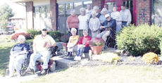 "<div class=""source""></div><div class=""image-desc"">Residents of Dry Ridge Housing Authority recently gathered in honor of the complex's 25 anniversary. Pictured are Mary Ritchie, Ken Holland and Buddy, Shirley Ferguson, Norma Baxter, Pat Worthington, Jolene Ferguson, Zeffa Robinson, Harrison Beach, Jeff W</div><div class=""buy-pic""><a href=""/photo_select/5173"">Buy this photo</a></div>"