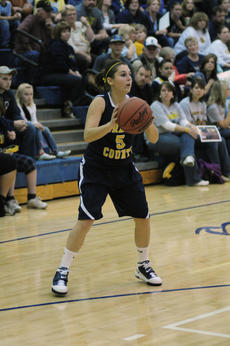 "<div class=""source"">Steve Hurley</div><div class=""image-desc"">Erica Stith saw playing time during GCHS's Blue/Gold Night. The Lady Braves take on the Lady Pioneers on Dec. 3.</div><div class=""buy-pic""></div>"