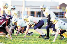 """<div class=""""source"""">Mark Verbeck</div><div class=""""image-desc"""">Grant County Middle School's defense was strong throughout the game, forcing three interceptions and stopping the Rebel's running game. The Braves play at 2:45 p.m. on Nov. 1 against an undetermined opponent in Lexington.With two more wins, GCMS will brin</div><div class=""""buy-pic""""><a href=""""/photo_select/5127"""">Buy this photo</a></div>"""