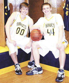 "<div class=""source"">Ryan Naus</div><div class=""image-desc"">Shayna Lockard and Candace Gorby helped the Lady Braves earn a .500 record in the regular season and hope that the players that follow continue to build upon this season's success.</div><div class=""buy-pic""><a href=""/photo_select/5643"">Buy this photo</a></div>"