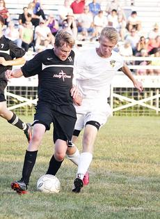 """<div class=""""source""""></div><div class=""""image-desc"""">The Grant County Braves junior varsity soccer team took hone second place in the Frankfort Invitational Tournament last weekend. The Braves now have a 2-1-1 record this season.</div><div class=""""buy-pic""""><a href=""""http://web2.lcni5.com/cgi-bin/c2newbuyphoto.cgi?pub=195&orig=JV1.jpg"""" target=""""_new"""">Buy this photo</a></div>"""