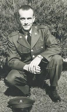 """<div class=""""source""""></div><div class=""""image-desc"""">  This Another Place In Time photo features Kenny Bobb in 1960 at Ft. Knox after finishing basic training for the military. Thanks to Harold Pelfrey of Dry Ridge and Ann Adams for calling in a guess and Rosy Bobb for submitting the photo.           If you've got an old photo, you'd like to see featured in the News, bring it to the News office. Photos can be scanned and returned in the same visit.</div><div class=""""buy-pic""""></div>"""