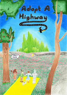 """<div class=""""source""""></div><div class=""""image-desc"""">Nicole Giesbers placed first place in the 12 to 14 age category in the Kentucky Transportation Adopt-a-Highway poster contest.  Brooklyn Wainscott placed second in the 15 to 17 age category. </div><div class=""""buy-pic""""><a href=""""/photo_select/16609"""">Buy this photo</a></div>"""