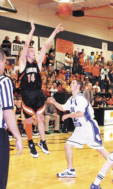 """<div class=""""source"""">Ryan Naus</div><div class=""""image-desc"""">Patrick Spoonamore scored 30 points for the Demons, nearly lifting them past eventual district champ Simon Kenton. Spoonamore hit eight three pointers in the game.</div><div class=""""buy-pic""""><a href=""""/photo_select/3625"""">Buy this photo</a></div>"""