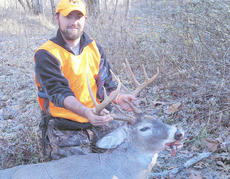 """<div class=""""source""""></div><div class=""""image-desc"""">Robby Crittenden, of Williamstown, shot a 10-point buck on opening near Jonesville. Photo submitted</div><div class=""""buy-pic""""><a href=""""/photo_select/16388"""">Buy this photo</a></div>"""