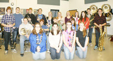 "<div class=""source""></div><div class=""image-desc"">Members of the Grant County Select Band are: Luke Hampton, Trevor Nantz, Jacob Kinman, Corey Hermens, Whitney Johnson, Elayna Bradley, Nikki Wolfe, Casey Hinton, Kayla Combs, Steven Fightmaster and Damien Hicks; middle row: Zach Schwartz, Billy Engelman, Clayton Tipton, Samantha Howland; front row: Caitlin Smith, Heather Shelton, Brittany Epperson and Valerie Lunsford. (Not pictured due to illness, Ashleigh Rhoton).
