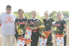 """<div class=""""source"""">Photo Submitted</div><div class=""""image-desc"""">From left to right, T.J. West, Ali Rich, Tori Wilhoit, Shelly Cason and Kayla Schultz.</div><div class=""""buy-pic""""></div>"""