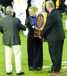 """<div class=""""source""""></div><div class=""""image-desc"""">Alex Trumbo, field commander, accept the Governor's Cup after being named state champions in Class A.</div><div class=""""buy-pic""""><a href=""""/photo_select/7446"""">Buy this photo</a></div>"""