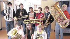 "<div class=""source""></div><div class=""image-desc"">Several members of the Williamstown Band were chosen for the Northern Kentucky Middle School Select Band. Those include front row, Billy Carpenter, Karyna Davis and Ben Trumbo; back row, Jarrod Baker, Joel Ostertag, Hanson Zhou, Dillon Howard, Andrew Davis and Simon Hankins.</div><div class=""buy-pic""><a href=""/photo_select/9047"">Buy this photo</a></div>"
