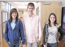"<div class=""source""></div><div class=""image-desc"">Cierra Krist, Conner Kinmon and Mary Grace Ostertag were chosen for the Northern Kentucky High School Wind Ensemble.</div><div class=""buy-pic""><a href=""/photo_select/9049"">Buy this photo</a></div>"