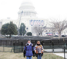 "<div class=""source""></div><div class=""image-desc"">Andrew Davis and Keegan Bailey stand in front of the United States Capitol.</div><div class=""buy-pic""><a href=""/photo_select/1477"">Buy this photo</a></div>"