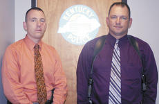 """<div class=""""source""""></div><div class=""""image-desc"""">Scott Lengle and Kevin Flick, detectives with the Kentucky State Police, were honored for bravery and as Post 6 Trooper of the Year.</div><div class=""""buy-pic""""><a href=""""http://web2.lcni5.com/cgi-bin/c2newbuyphoto.cgi?pub=195&orig=detectivesw-logo.jpg"""" target=""""_new"""">Buy this photo</a></div>"""