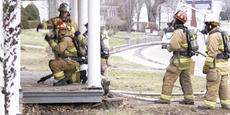 "<div class=""source"">File Photo</div><div class=""image-desc"">Firefighters, in addition to making fire and first responder calls, are required to complete training annually. Firefighters from Dry Ridge and Williamstown prepare to enter this home as part of a training exercise.</div><div class=""buy-pic""></div>"