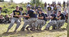 """<div class=""""source""""></div><div class=""""image-desc"""">Grant County High School """"Dog Soldiers""""  compete in a tug-of-war challenge, which they finished first overall out of 37 teams. </div><div class=""""buy-pic""""><a href=""""/photo_select/18986"""">Buy this photo</a></div>"""