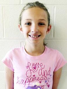 """<div class=""""source""""></div><div class=""""image-desc"""">Kasey Hill is the WES Intermediate student of the week. She is in Deanna Wynn's fifth grade class.  """"Kasey's smile and sense of humor will brighten the room. She is always willing to go above and beyond to do her very best. I am so proud of all that  Kasey has accomplished this year! I know she will do great in all that she does in the future,""""  Wynn said.   Her favorite thing about school is reading. Her favorite book is the Dork Diaries. Her favorite thing to do as a family is going on vacation.  </div><div class=""""buy-pic""""><a href=""""/photo_select/20678"""">Buy this photo</a></div>"""