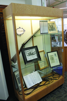 """<div class=""""source""""></div><div class=""""image-desc"""">Sheriff J. H. Leary served and protected Grant County from 1910 to 1913 as the 43rd sheriff of the county.</div><div class=""""buy-pic""""><a href=""""/photo_select/27825"""">Buy this photo</a></div>"""