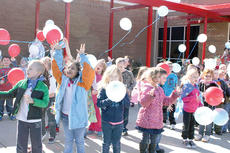 "<div class=""source""></div><div class=""image-desc"">Students at Crittenden-Mt. Zion Elementary recently celebrated the 100th day of school by letting go of balloons. </div><div class=""buy-pic""><a href=""/photo_select/20014"">Buy this photo</a></div>"