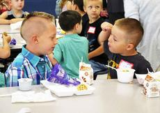 "<div class=""source""></div><div class=""image-desc"">Mason-Corinth Elementary students Raymond Hutchins and Kolt Fannin talk over breakfast. </div><div class=""buy-pic""><a href=""http://web2.lcni5.com/cgi-bin/c2newbuyphoto.cgi?pub=195&orig=pic_4_49.jpg"" target=""_new"">Buy this photo</a></div>"