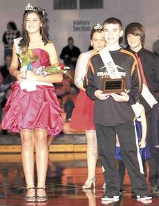 """<div class=""""source""""></div><div class=""""image-desc"""">Lexi Lona and Brennan Stanley were chosen as the 2012-2013 WMS Homecoming Prince and Princess</div><div class=""""buy-pic""""><a href=""""/photo_select/16662"""">Buy this photo</a></div>"""