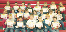 "<div class=""source""></div><div class=""image-desc"">SHERMAN ELEMENTARY DECEMBER STUDENTS OF THE MONTH - Duncan Flerlage, Jeremy Mains, Luke Dawalt, Travis Alley, Ronnie Sebastian, Dustin Taulbee; second row, Kaylee Bonar, Kylie Dazier, Joel McCain, Jackson Kinman, Cheyenne Marcum, Nathan Abner, Sean Baker and Madison Nickell; back row, McKenna Thompson, Glen Thompson, Jacob Stamper, Hunter Facer, Gloria Spaw, Dalton Swafford, Torie Moore and Aubrie Siebert.</div><div class=""buy-pic""><a href=""/photo_select/8950"">Buy this photo</a></div>"