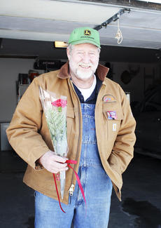 """<div class=""""source""""></div><div class=""""image-desc"""">We, as a family, would like to nominate Tom Clemons, for a special valentine. Our family has been through some trying times in the past few years, with sickness, surgeries and such.  Tom is our neighbor. He has been there for us whenever we have needed help. He brought his tractor and helped feed our livestock one entire winter. He has been just a phone call away. He has helped with tasks big and small. When called on his answer is always, """"I'll be there in a little while.""""   It means a great deal to have someone who will be there. We have been neighbors for years and would like to publicly recognize him, as a symbol of our appreciation. It is hard to properly thank someone for their friendship and kindness. We feel honoring him as a special valentine would help to show him as a special valentine that his actions are never taken for granted.  </div><div class=""""buy-pic""""><a href=""""/photo_select/19828"""">Buy this photo</a></div>"""