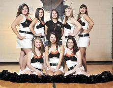 """<div class=""""source""""></div><div class=""""image-desc"""">Front, Emily Garrison, Cierra Staub and Ashley Cook; back, Sydney Kemper, Sarah Edmondson, Coach Angie Williams, Savanna Grissett and Rhiannon Brown make up the Williamstown Dance Team. They won first place in the Hip Hop Category at the GCHS Jingle Bell Classic. Photo submitted</div><div class=""""buy-pic""""><a href=""""/photo_select/16451"""">Buy this photo</a></div>"""