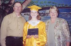 """<div class=""""source""""></div><div class=""""image-desc"""">Rebecca with her parents, Willie and Becky Ailtsock</div><div class=""""buy-pic""""></div>"""