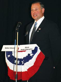 Walt Schumm, Republican Candidate, United States House of Representatives - 4th Congressional District