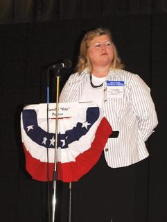 "Camilla ""Kay"" Patton, Democratic Candidate, State Representative - 61st District"