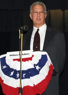 "William ""Bill"" Adkins, Democratic Candidate, United States House of Representatives -  4th Congressional District"