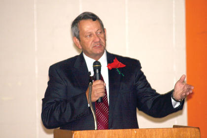 Mayor Rick Skinner 