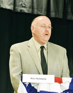 Ray Kinmon -  Magistrate District 1