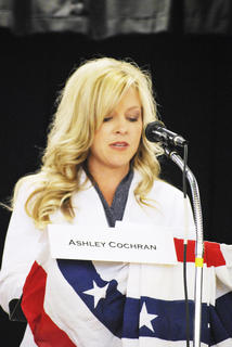 Ashley Cochran - Grant County Clerk