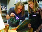 Library patrons enjoy 'Harry Potter' escape room