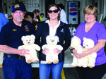 Dry Ridge Fire Department, Shriners host Build-A-Bear workshop