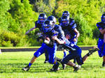Grant County Middle School falls to Royal Springs